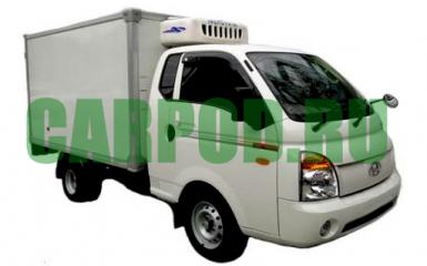 Предохранители и реле Hyundai Porter 2, 2009 - 2016