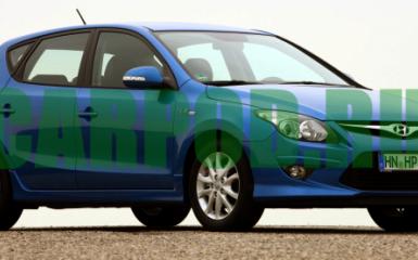 Предохранители и реле Hyundai i30 (FD), 2007 - 2011