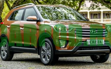 Предохранители и реле Hyundai Creta (GS), 2014 - 2020