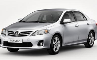 Замена антифриза на Toyota Corolla (Е150), 2006 - 2013 г.в.