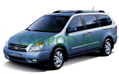 Предохранители и реле Kia Carnival (VQ), 2005 - 2014