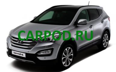 Предохранители и реле Hyundai Santa Fe 3 (DM), 2012 - 2019