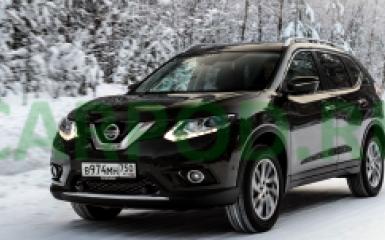 Предохранители и реле Nissan X-Trail (T32), 2013 - 2021