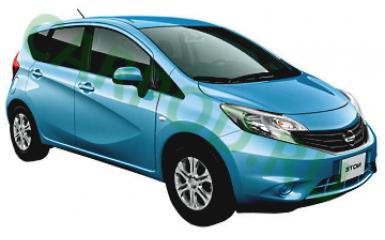 Предохранители и реле Nissan Note (E12), 2012 - 2021