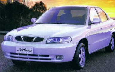 Предохранители и реле Daewoo Nubira 1 (J100, J150), 1997 - 2002