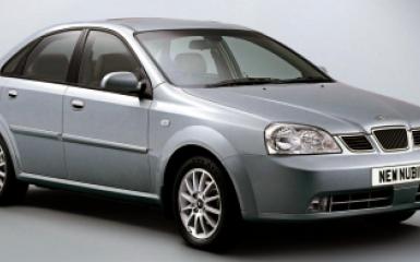 Предохранители и реле Daewoo Nubira 2 (J200), 2002 - 2005