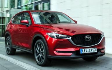 Предохранители Mazda CX-5 (KF), 2016 - 2021