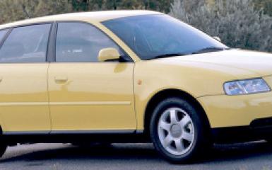 Предохранители и реле Ауди А3 (8L), 1996 - 2003