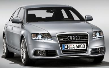 Предохранители Audi A6 (C6), 2008 - 2010