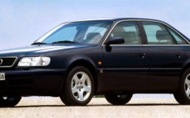 Предохранители и реле Audi 100 / А6 (С4), 1990 - 1997