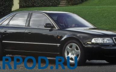 Предохранители и реле Audi A8 (D2), 1994 - 2002