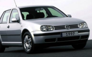 Предохранители и реле Volkswagen Golf 4 (MK4), 1997 - 2004