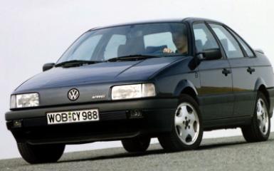 Предохранители и реле Volkswagen Passat (B3), 1988 - 1993