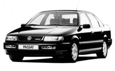 Предохранители и реле Volkswagen Passat (B4), 1993 - 1997