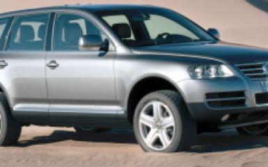 Предохранители и реле Volkswagen Touareg (GP), 2002 - 2006
