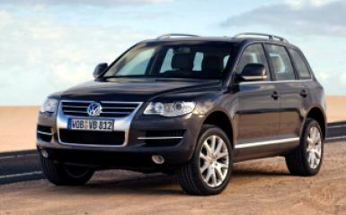 Предохранители и реле Volkswagen Touareg (GP), 2006 - 2010