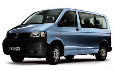 Предохранители и реле Volkswagen Transporter (T5), 2002 - 2015