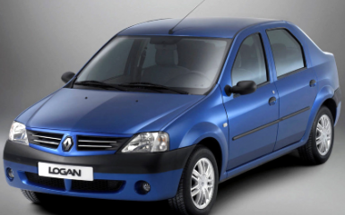 Предохранители и реле Renault Logan 1 (LS0G/LS12), 2004 - 2016