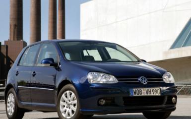 Предохранители и реле Volkswagen Golf 5 (Mk5), 2003 - 2008