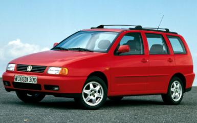 Предохранители и реле Volkswagen Polo 3 (Mk3), 1994 - 2001