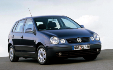 Предохранители и реле Volkswagen Polo 4, 2001 - 2009