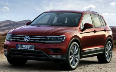 Предохранители и реле Volkswagen Tiguan (AD1), 2016 - 2020
