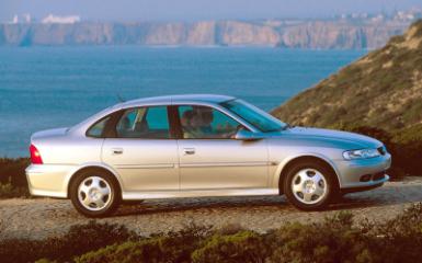 Предохранители Opel Vectra B, 1995 - 2003