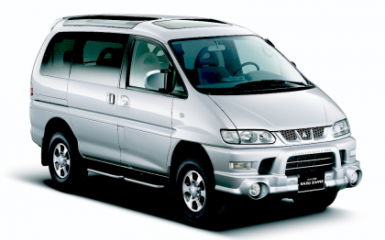 Предохранители Mitsubishi Delica 4, 1994 - 2007