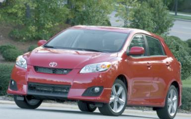 Предохранители Toyota Matrix (E140), 2008 - 2013