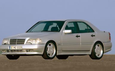 Предохранители Mercedes W202, 1993 - 2000