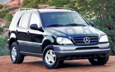 Предохранители Mercedes W163, 1997 - 2005
