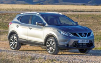 Предохранители Nissan Qashqai 2 (J11), 2013 - 2019