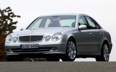Предохранители Mercedes W211, 2002 - 2009