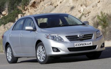 Предохранители и реле Toyota Corolla (Е150), 2006 - 2013