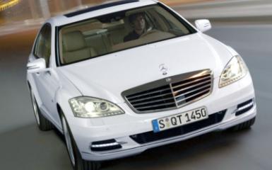 Предохранители и реле Mercedes W221, 2009 - 2013