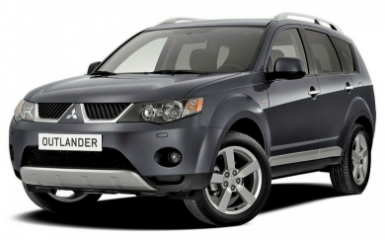 Предохранители и реле Mitsubishi Outlander XL, 2007 - 2012