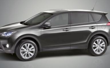 Предохранители и реле Toyota RAV4 (XA40), 2012 - 2019