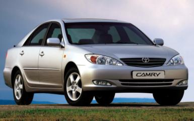 Предохранители и реле Toyota Camry (XV30), 2001 - 2006