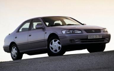Предохранители и реле Toyota Camry (XV20), 1996 - 2002