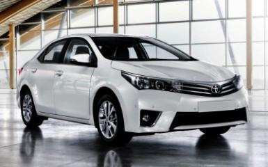 Предохранители и реле Toyota Corolla (E180), 2012 - 2019