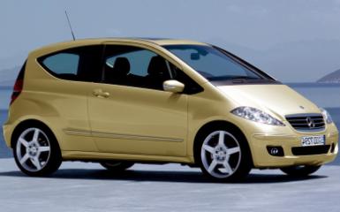 Предохранители и реле Mercedes W169, 2004 - 2012