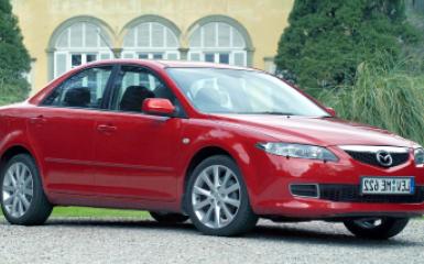 Предохранители Mazda 6 (GG), 2002 - 2008