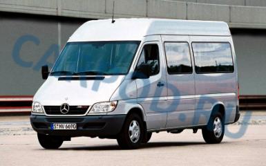 Предохранители Mercedes Sprinter, 1995 - 2005