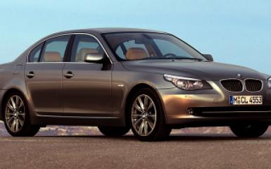 Предохранители и реле BMW 5 E60, 2003 - 2010