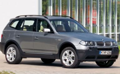 Предохранители и реле BMW X3 E83, 2003 - 2010