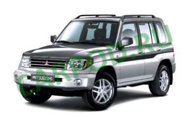 Предохранители Mitsubishi Pajero Pinin, 1998 - 2006