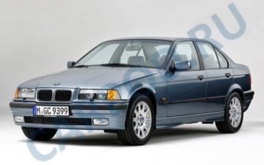 Предохранители и реле BMW 3 E36, 1990 - 2000