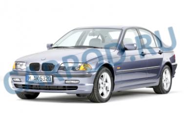 Предохранители и реле BMW 3 E46, 1998 - 2007