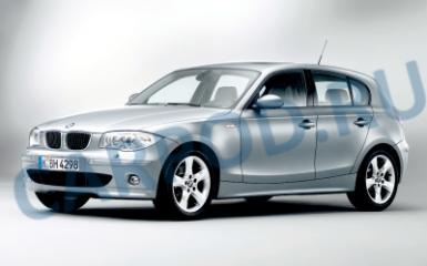 Предохранители и реле BMW 1 E81/E87, 2004 - 2013