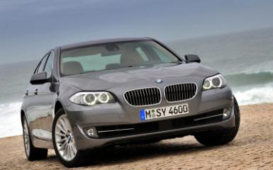 Предохранители и реле BMW 5 F10/F11, 2009 - 2017